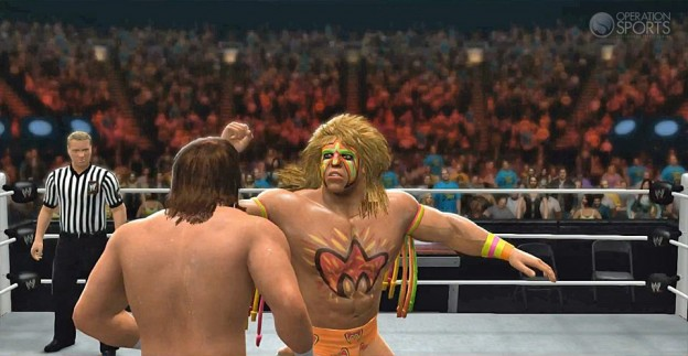 WWE 2K14 Screenshot #5 for Xbox 360