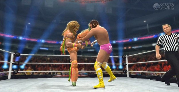 WWE 2K14 Screenshot #8 for Xbox 360