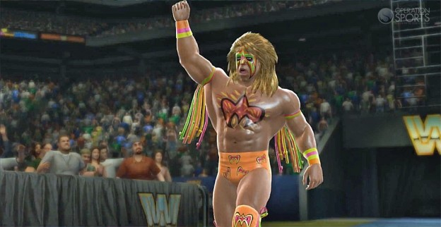 WWE 2K14 Screenshot #10 for Xbox 360
