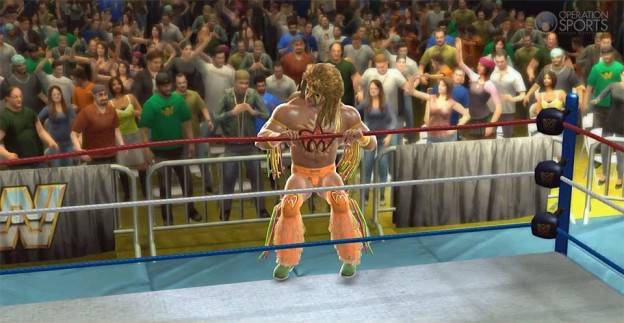 WWE 2K14 Screenshot #12 for Xbox 360