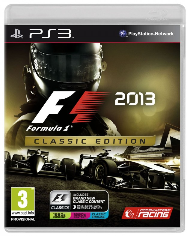 F1 2013 Screenshot #1 for PS3