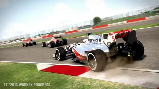 F1 2013 Screenshot #8 for PS3