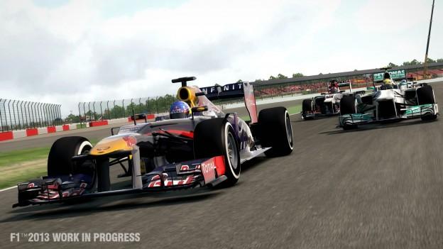 F1 2013 Screenshot #9 for PS3