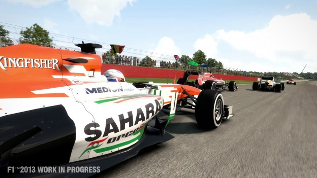 F1 2013 Screenshot #10 for PS3