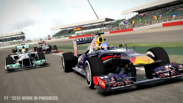 F1 2013 Screenshot #11 for PS3