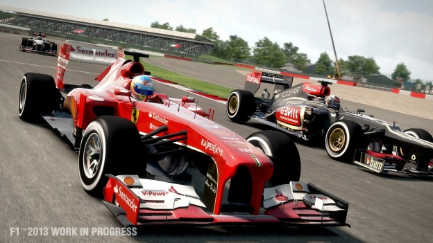 F1 2013 Screenshot #12 for PS3