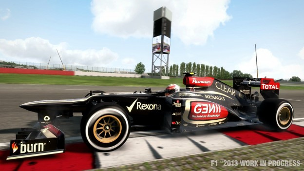 F1 2013 Screenshot #14 for PS3