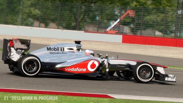 F1 2013 Screenshot #15 for PS3