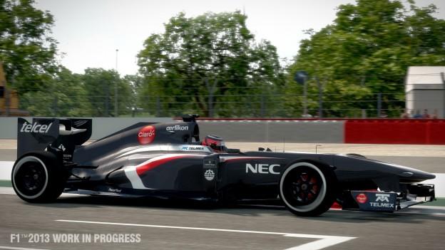 F1 2013 Screenshot #16 for PS3