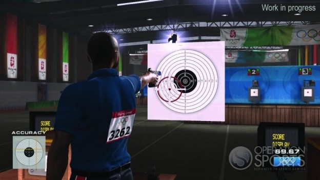 Beijing 2008 Screenshot #11 for Xbox 360