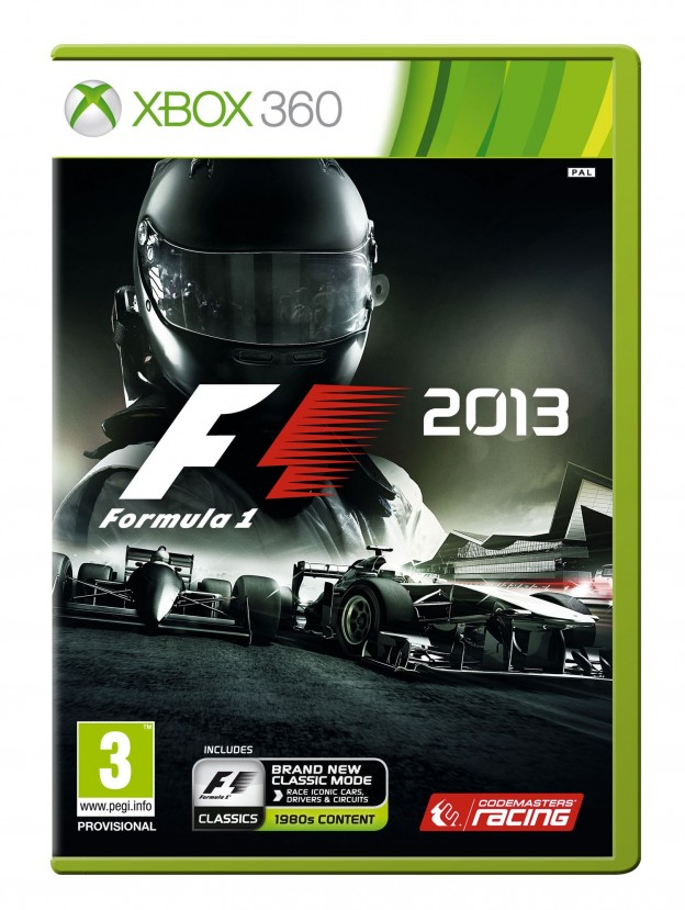 F1 2013 Screenshot #1 for Xbox 360