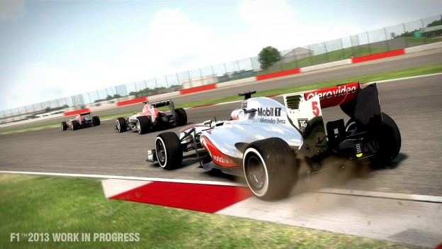 F1 2013 Screenshot #8 for Xbox 360