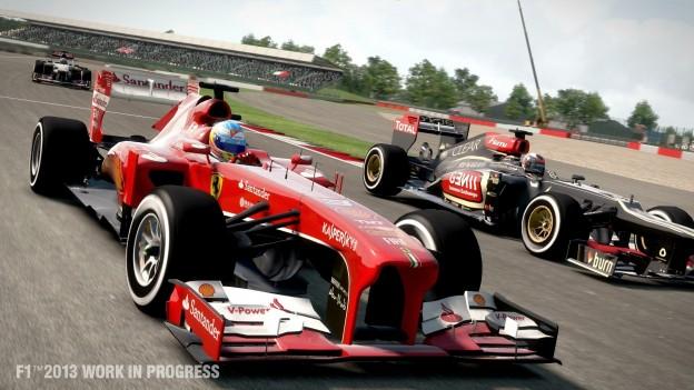 F1 2013 Screenshot #12 for Xbox 360
