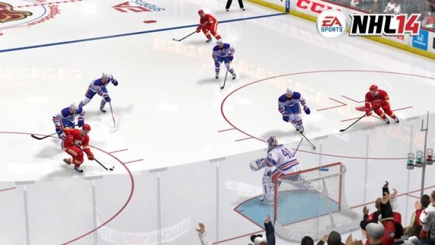 NHL 14 Screenshot #54 for Xbox 360
