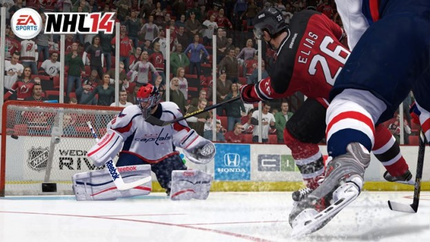 NHL 14 Screenshot #55 for Xbox 360