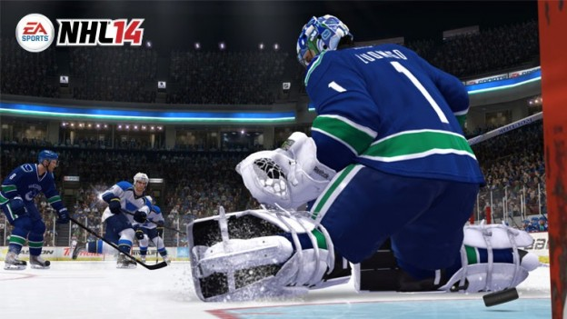 NHL 14 Screenshot #57 for Xbox 360