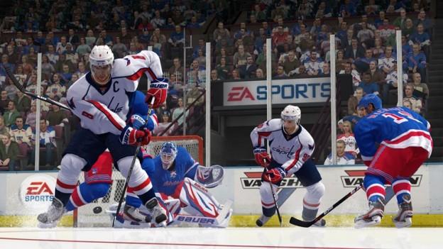 NHL 14 Screenshot #58 for Xbox 360