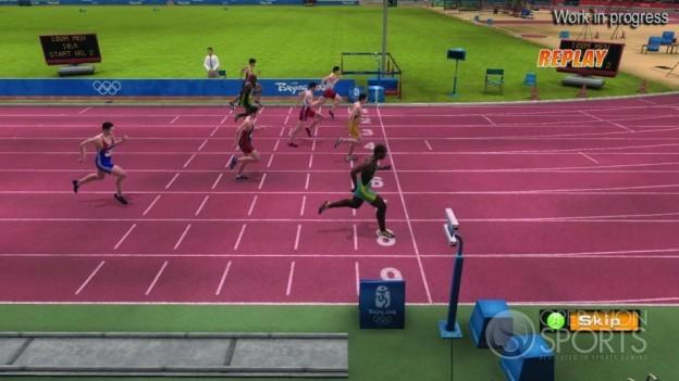 Beijing 2008 Screenshot #14 for Xbox 360