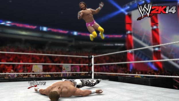 WWE 2K14 Screenshot #14 for Xbox 360