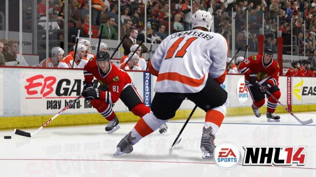 NHL 14 Screenshot #60 for Xbox 360