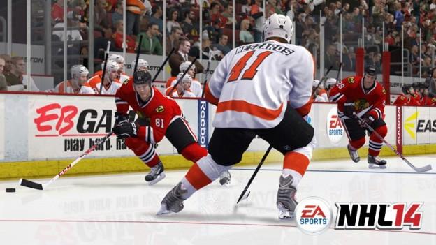 NHL 14 Screenshot #60 for Xbox 360