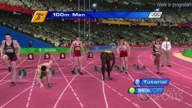 Beijing 2008 Screenshot #17 for Xbox 360