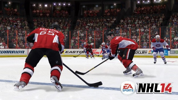 NHL 14 Screenshot #31 for PS3