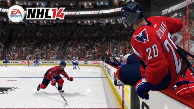 NHL 14 Screenshot #33 for PS3