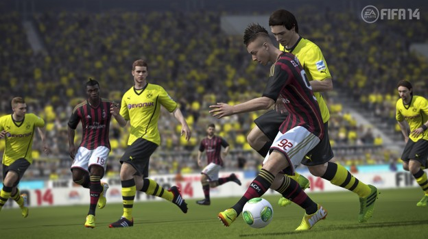 FIFA Soccer 14 Screenshot #26 for Xbox 360