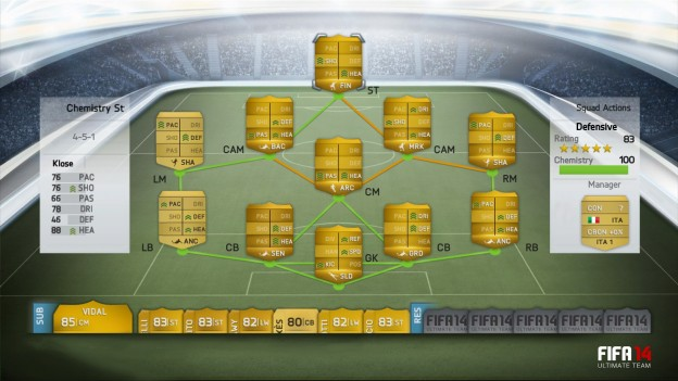 FIFA Soccer 14 Screenshot #28 for Xbox 360