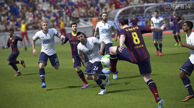FIFA Soccer 14 Screenshot #20 for PS3