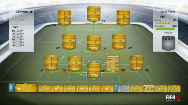 FIFA Soccer 14 Screenshot #23 for PS3