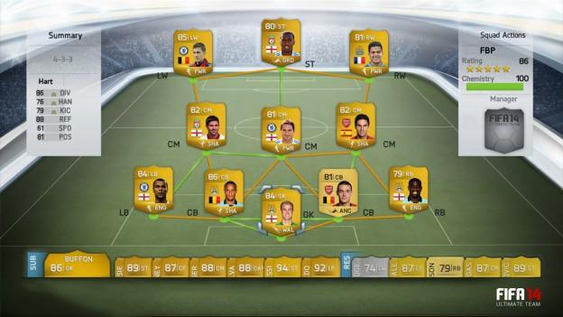 FIFA Soccer 14 Screenshot #24 for PS3