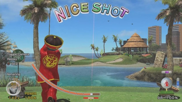 Hot Shots Golf: World Invitational Screenshot #1 for PS3