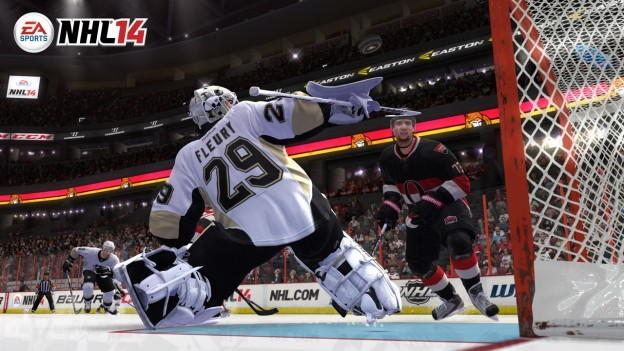 NHL 14 Screenshot #66 for Xbox 360