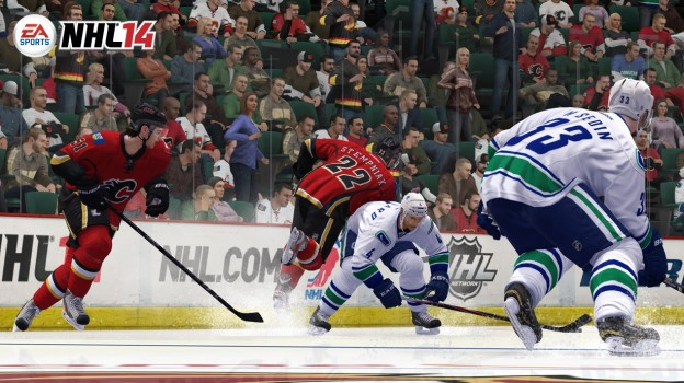 NHL 14 Screenshot #69 for Xbox 360
