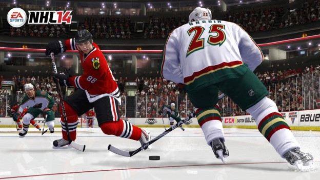 NHL 14 Screenshot #70 for Xbox 360