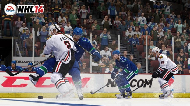NHL 14 Screenshot #71 for Xbox 360