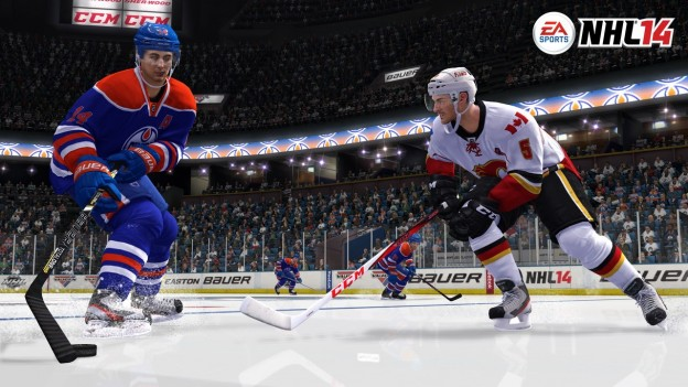 NHL 14 Screenshot #73 for Xbox 360