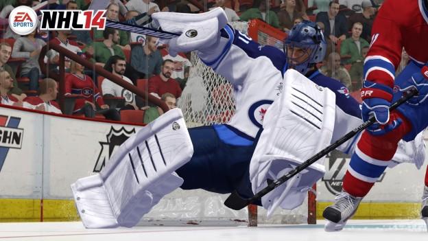 NHL 14 Screenshot #76 for Xbox 360