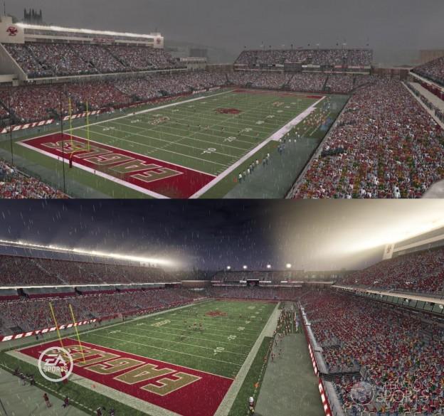 NCAA Football 09 Screenshot #7 for Xbox 360