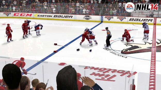NHL 14 Screenshot #80 for Xbox 360