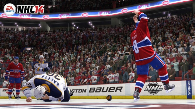 NHL 14 Screenshot #35 for PS3