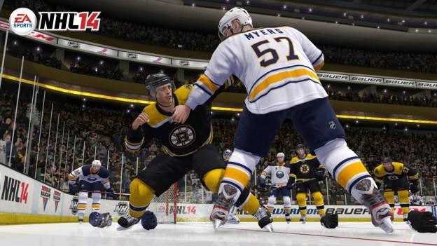 NHL 14 Screenshot #37 for PS3