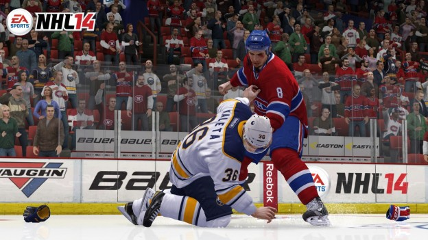 NHL 14 Screenshot #45 for PS3