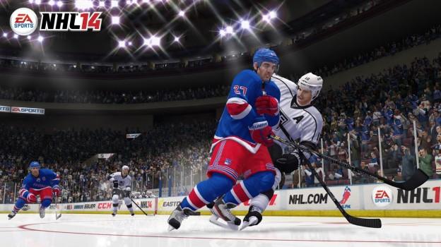 NHL 14 Screenshot #47 for PS3