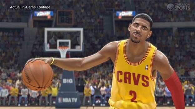 NBA Live 14 Screenshot #13 for Xbox One