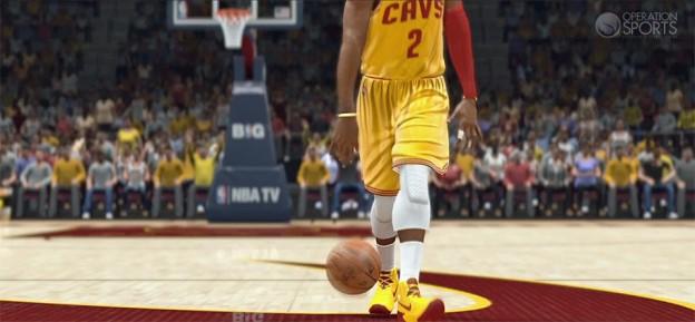 NBA Live 14 Screenshot #14 for Xbox One