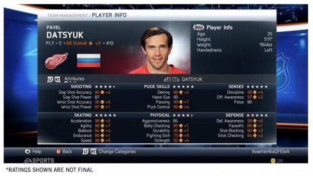NHL 14 Screenshot #87 for Xbox 360