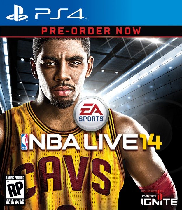 NBA Live 14 Screenshot #1 for PS4
